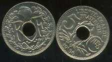 5 centimes  LINDAUER  1936   ( SPL )