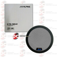 "ALPINE KTE-12G.2 12"" PROTECTIVE SUBWOOFER GRILLE FOR ALPINE TYPE R & S SERIES"