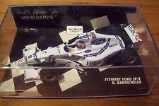 1/43 Stewart Ford SF2 1998 Rubens Barrichello