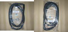 Weatherstrip Windshield Complete Seal Set fit Mercedes Benz W123 200 230 240 280