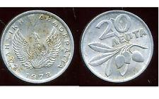 GRECE  20 lepta 1973