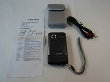Iqsound Digital Camcorder Camera 5 MegaPixel 2.0-inch Ltps Color 8x Zoom Iq-8600
