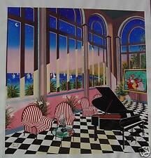 """""""Interior with  Max""""  by Fanch Ledan"""