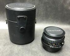 SMC Pentax-M 1:2 50mm Lens
