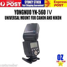 YONGNUO YN-560 IV Wrieless Speedlite Flash for Canon Nikon Sony/ YN-560 III