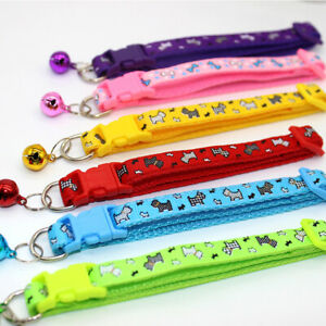 Dog Collar Size XX Small XS S Adjustable Necklace for Puppy Yorkie Chihuahua Cat