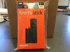 Amazon Fire TV Stick (2nd Gen) Media Streamer with 2nd Gen Alexa Voice Remote -