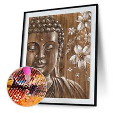 Buddha 5D Diamond Painting Embroidery DIY Cross Stitch Craft Needlework #JT1