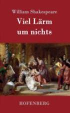 Viel Larm Um Nichts by William Shakespeare (2015, Hardcover)