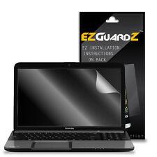 3X EZguardz Screen Protector Cover HD 3X For Toshiba Satellite Pro L850 Laptop