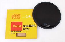 Kodak 5 1/2 No. 1 Safelight Filter in box