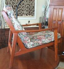 Teak Living Room Armchairs