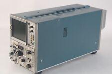 Tektronix 7063 Mainframe With 7l18 Spectrum Analyzer Module As Is