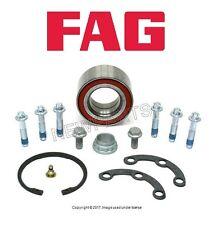 For Mercedes W201 190D 190E W202 C220 Rear Left or Right Wheel Bearing Kit FAG