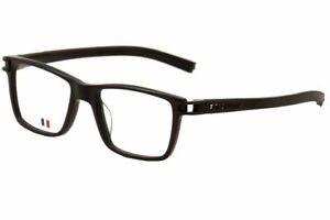 New Tag Heuer w/TAGS 7603 Track S Black TH7603 007 50mm Optical Eyeglasses