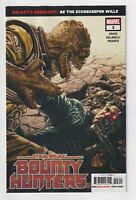 STAR WARS: BOUNTY HUNTERS #3 MARVEL comics NM 2020 Ethan Sacks