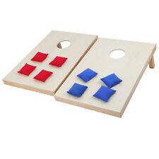 3 x 2' Cornhole Game Set Regulation Size Lawn Backyard Easily Customized