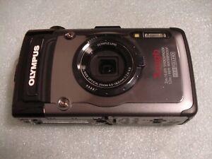 Very Nice Olympus Stylus Tough TG-1 TG1 Waterproof Digital Camera