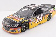 2014 Tony Stewart #14 Rush Truck Centers ELITE Chevy 1/24 Diecast Car