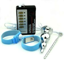 NEW Urethral Sound Penis Plug Electro Shock E-Stim Estim Stretcher Dilator