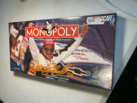 Dale Earnhardt Monopoly Collector's Edition 2000 New Factoy Sealed