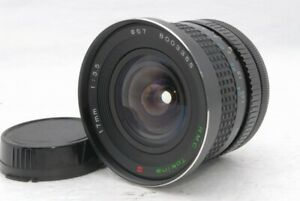 Exc++ Tokina RMC 17mm f 3.5 f/3.5 Lens for Canon FD *8003355