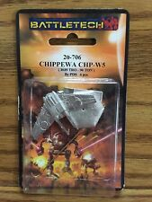 Classic Battletech Chippewa Aerotech Fighter 20-706