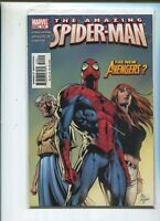 The Amazing Spider-Man #519 Near Mint The New Avengers   CBX 29