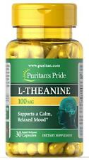 L-Theanine 30 Capsules 100 mg