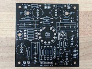 DIY PCB - Triple-Triode push-pull tube amp driver PCB