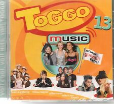 Toggo Music 13 - Various - CD - Neu / OVP