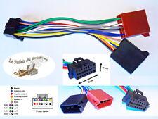 Câble adaptateur faisceau ISO 16 pin pour autoradio PANASONIC