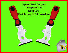 Xpert Chisel Scraper Deglazing tool Hacking tool Window Glass uPVC Utility Knife