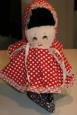 Little Red Riding Hood Big Bad Wolf Grandma Flip Doll Plush