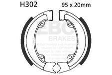 FIT HONDA NB 50 MF/MG/TH Vision 86>88 EBC Plain Shoe Rear Left