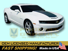 2010 2011 2012 2013 Camaro LS LT RS SS Super Rally Sport Decals Hood Stripes Kit
