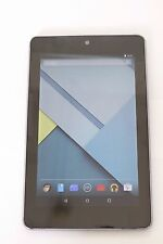 Google Asus Nexus 7 16GB Black Android tab tablet Wifi  eReader FREE FAST P&P