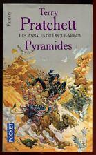 TERRY PRATCHETT: PYRAMIDES. POCKET. 2005.