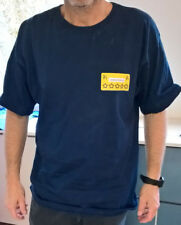 vintage t shirt Mcdonalds style logo underchiever