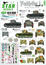 Star Decals 1/16 German Pz.Kpfw.I Ausf.A # 16-D1005