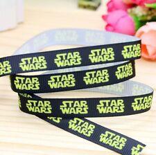 """NASTRO di Star Wars 3/8"""" Wide 2m è solo £ 1.29 Nuovo Venditore Regno Unito GRATIS P&P"""
