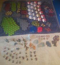 Huge Heroscape Lot !!! Tons of Terrain Figures Dragons Dice Cards and more!