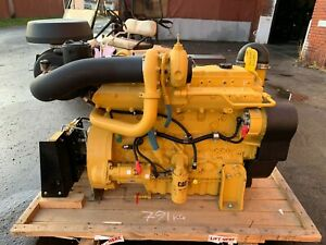 CATERPILLAR 7.1 - Marine Model - DIESEL ENGINE FOR SALE - Cat 7.1 - Brand New!