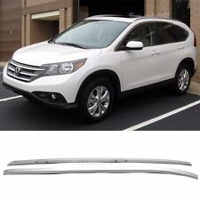 For 12 -16 Honda CR-V OE Factory Style  Roof Rack Side Rail Bars Silver