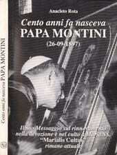 Cento anni fa nasceva Papa Montini