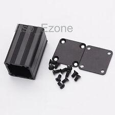 Aluminum Box PCB Shell Black DIY Steady Project Case 40*25*25mm