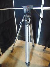 Manfrotto 516 Fluid Head With 3181 Tripod  S4433