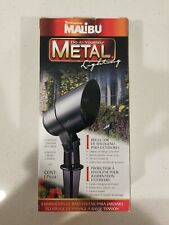 Intermatic Malibu Metal Lighting Outdoor Landscape Light Floodlight 10 Watt LT9