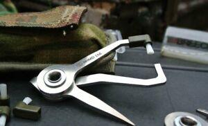 Breechtool Original Rifle Breech Weapons Lightweight Cleaning Tool British Made
