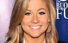 Shawn Johnson Posing For Photo 8x10 Picture Celebrity Print